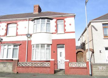 Thumbnail 3 bed end terrace house for sale in Maesgwyn Street, Port Talbot, Neath Port Talbot.