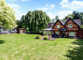 Thumbnail 4 bed detached house for sale in Pendell Court, Pendell Road, Bletchingley, Surrey