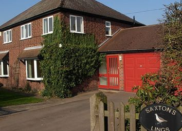 Thumbnail 5 bed property to rent in Henson Lane, Cropwell Butler, Nottingham