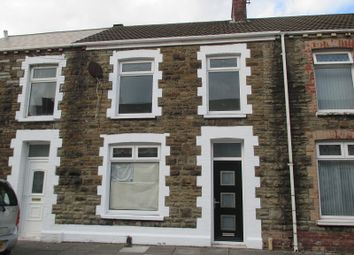 Thumbnail 3 bed terraced house for sale in Leslie Street, Port Talbot, Neath Port Talbot.