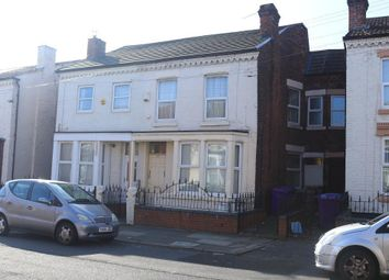 Thumbnail 2 bed flat to rent in Boswell Street, Toxteth, Liverpool