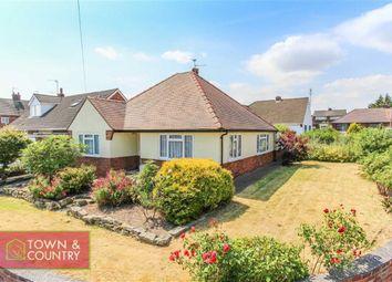 Thumbnail 2 bed detached bungalow for sale in Grosvenor Road, Shotton, Deeside, Flintshire