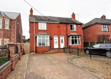 Thumbnail 3 bed semi-detached house for sale in Lincoln Road, Washingborough