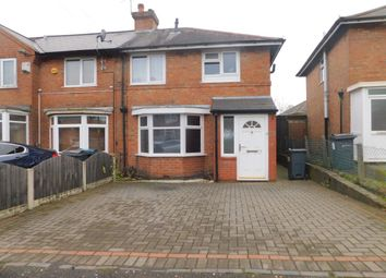 2 bed terraced house for sale in Elmdale Crescent, Northfield, Birmingham B31