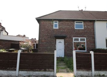 Thumbnail 3 bed semi-detached house to rent in King George Avenue, Northwich
