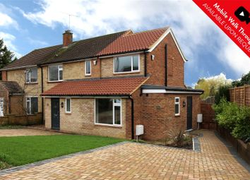 Thumbnail 1 bed end terrace house for sale in Middlemoor Road, Frimley, Camberley, Surrey