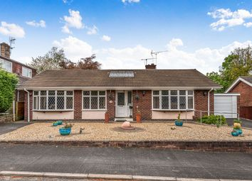 Thumbnail 3 bed detached bungalow for sale in Ash Rise, Stafford