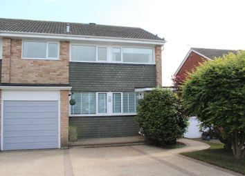 Thumbnail 3 bed end terrace house for sale in Langstone Drive, Exmouth