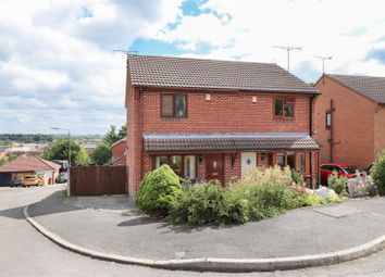 Thumbnail 2 bed semi-detached house to rent in Meadowside Close, Wingerworth, Chesterfield