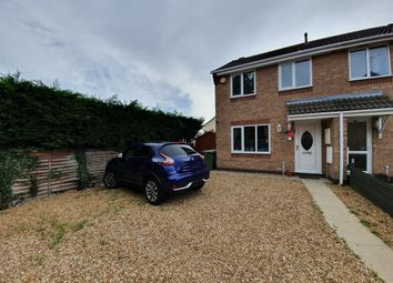 Thumbnail 3 bedroom semi-detached house for sale in Oxney Road, Peterborough