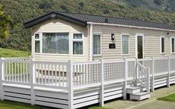 Thumbnail 3 bedroom mobile/park home for sale in Abi Oakley, Plas Coch Holiday Homes, Llanedwen