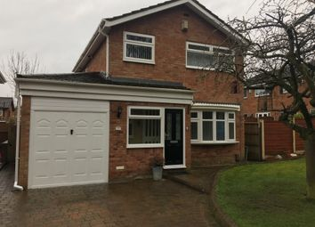 Thumbnail 3 bed detached house for sale in Snowdrop Close, Beechwood, Runcorn