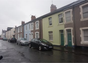 Thumbnail 3 bedroom terraced house for sale in Bradford Street, Cardiff