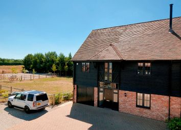 Thumbnail 4 bed end terrace house for sale in Cyril West Lane, Ditton, Aylesford