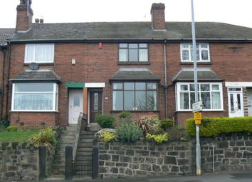 Thumbnail 2 bed terraced house to rent in Moorland Road, Burslem, Stoke-On-Trent