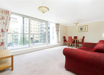 Thumbnail 2 bedroom flat to rent in Boardwalk Place, Canary Wharf, London