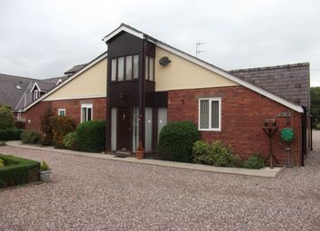 Thumbnail 3 bed detached house to rent in Rossett, Wrexham