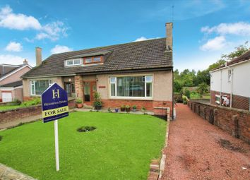 Thumbnail 3 bedroom semi-detached house for sale in Kethers Street, Motherwell