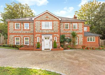 Thumbnail 5 bed detached house for sale in Convent Gardens, Findon, Worthing