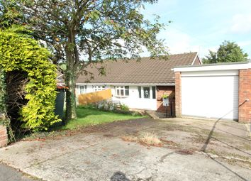 Thumbnail 4 bed semi-detached house for sale in The Moorings, Newport