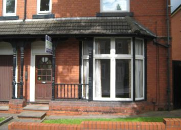 Thumbnail 1 bed flat to rent in Oaklands Road, Pennfields, Wolverhampton