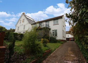 Thumbnail 1 bed flat to rent in St. Leonards Road, St. Leonards, Exeter