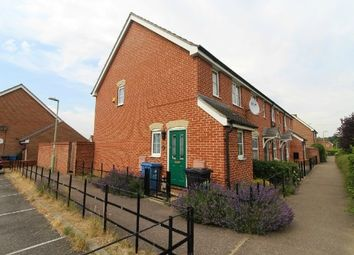 Thumbnail 2 bedroom end terrace house for sale in Oak Eggar Chase, Pinewood, Ipswich