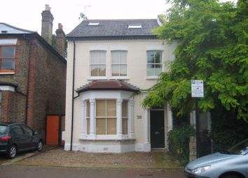 Thumbnail 2 bed flat to rent in Byrne Road, London