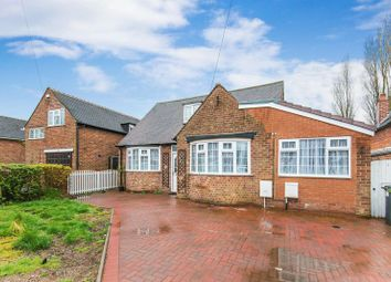 Thumbnail 3 bed detached bungalow for sale in Rosemary Crescent West, Wolverhampton