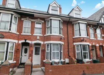 Thumbnail 4 bed terraced house for sale in Grove Park, Colwyn Bay, Conwy