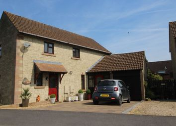 Thumbnail 4 bed detached house for sale in Lavender Drive, Calne