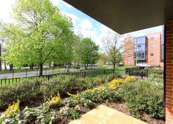 Thumbnail 2 bed flat for sale in Blenheim House, St Andrew's Park, Uxbridge