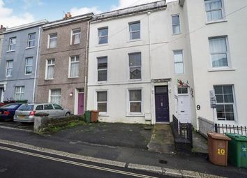 Thumbnail 5 bedroom terraced house for sale in Greenbank, Plymouth, Devon