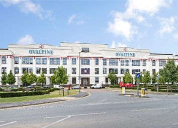 Thumbnail 2 bed flat for sale in Ovaltine Court, Ovaltine Drive, Kings Langley, Hertfordshire