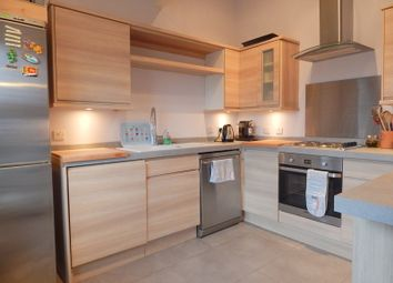 Thumbnail 2 bed flat to rent in Asturias Way, Ocean Village, Southampton