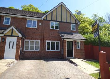 Thumbnail 3 bed semi-detached house for sale in Beech Drive, Wistaston, Crewe