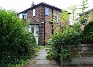 Thumbnail 3 bed semi-detached house for sale in Parkfield Avenue, Urmston, Manchester