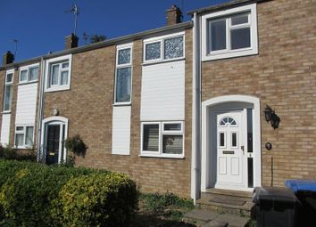 Thumbnail 4 bed terraced house to rent in Rowan Walk, Hatfield