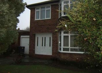 Thumbnail 3 bed flat to rent in Kenton Avenue, Gosforth
