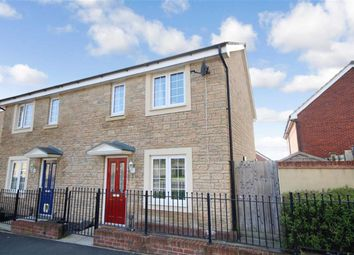 Thumbnail 1 bed semi-detached house to rent in Bates Way, Wiltshire