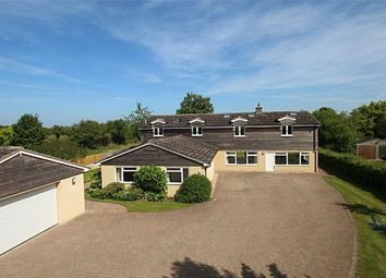 Thumbnail 6 bed detached house for sale in East Drive, Highfields Caldecote, Cambridge