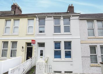 Thumbnail 2 bedroom terraced house for sale in Ivydale Road, Mutley, Plymouth