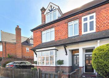 Thumbnail 5 bedroom end terrace house for sale in Thames Street, Weybridge, Surrey