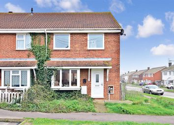 Thumbnail 3 bed end terrace house for sale in St. James Close, Warden Bay, Sheerness, Kent