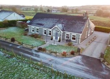 Thumbnail 4 bed detached bungalow for sale in Garvaghy Road, Portglenone, Ballymena, County Antrim