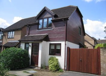 Thumbnail 2 bed semi-detached house to rent in St Christophers Gardens, Ascot