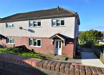 Thumbnail 3 bed semi-detached house to rent in Nursery Crescent, Rhymney, Tredegar