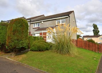 Thumbnail 2 bed terraced house for sale in Laurie Court, Uddingston, Glasgow