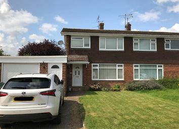 Thumbnail 3 bed semi-detached house for sale in Downs Road, Yalding, Maidstone, Kent