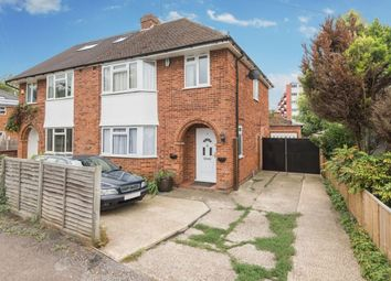 Thumbnail 3 bedroom semi-detached house for sale in Kings Road, High Wycombe